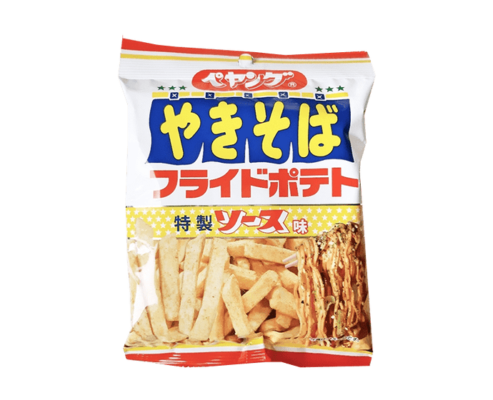 Peyoung Yakisoba Fried Potato Chips