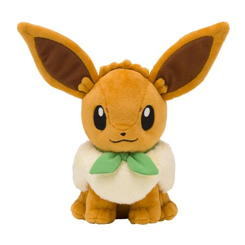 Pokemon Mystery Dungeon Eevee Plushie 20Cm