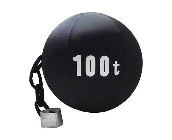Exercise Ball Cover Footpad