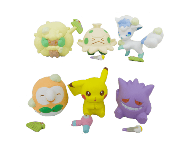 Pokemon Gachapon: O-TE-I-RE Please