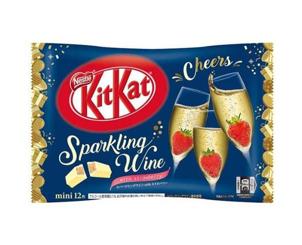 Kit Kat: Sparkling Wine with Strawberry
