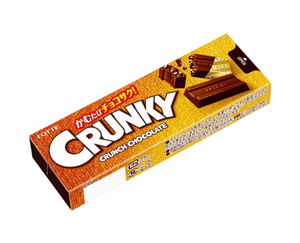 Crunky Classic Chocolate Mini