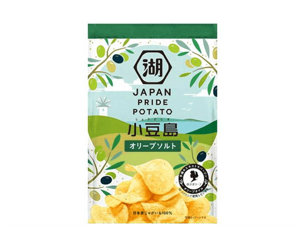 Koikeya Olive Salt Pride Potato Chips