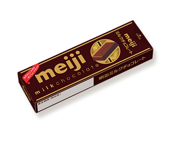 Meiji Milk Chocolate Mini