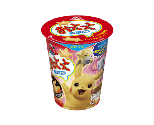 Morinaga Lightly Salted Ototo Pokemon Edition