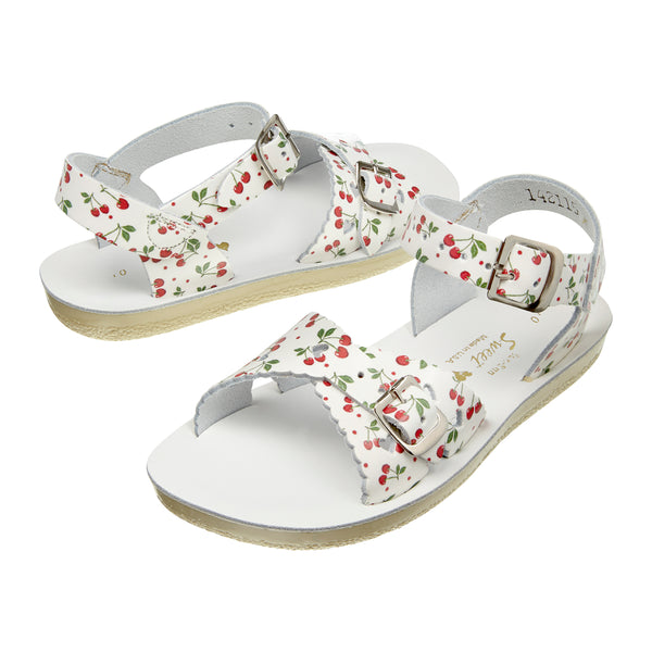 Saltwater Sandals - Sweetheart Cherry