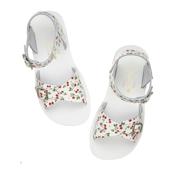 Salt Water Sandals - Sweetheart Cherry