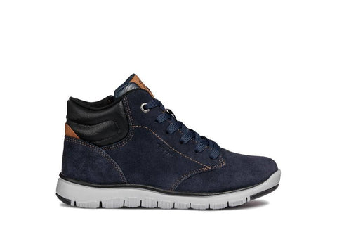 Geox Xunday Suede Boot
