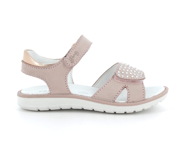 Primigi Pale Pink Leather Sandals