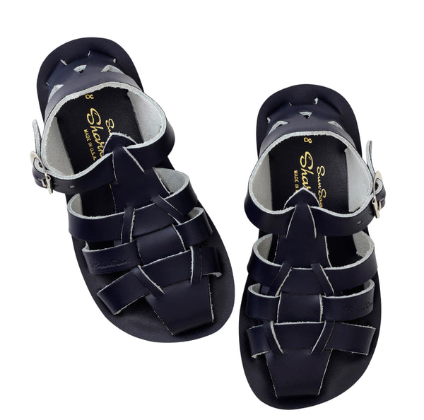 Salt-Water Sandals - Sailor Navy