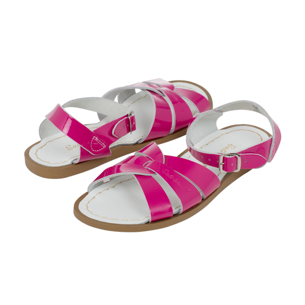 Salt-Water Sandals - Originals Fuchsia