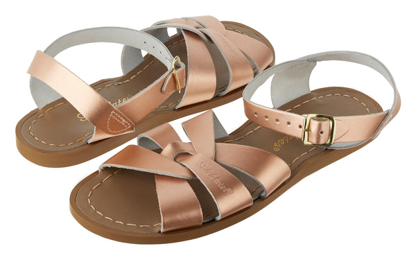Salt Water Sandals - Adult Originals Rose Gold