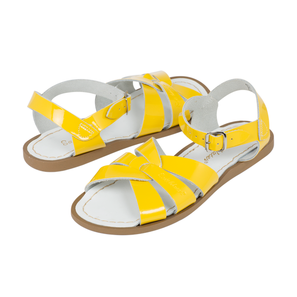 Salt-Water Sandals - Originals Yellow