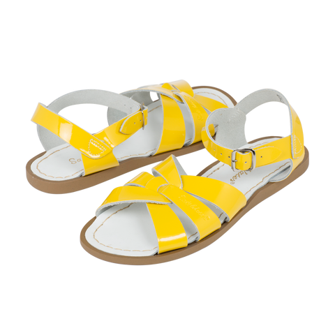 Salt Water Sandals - Originals Yellow