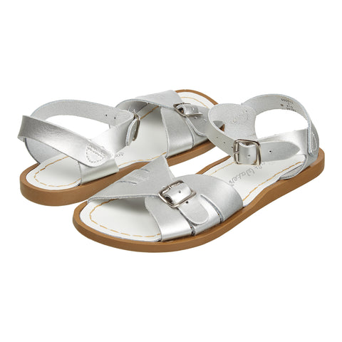 Salt Water Sandals - Classic Silver