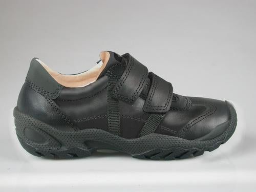 Primigi Boys Leather Sporty School Shoe