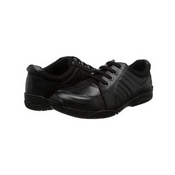 Term Max Leather Boys School Shoe