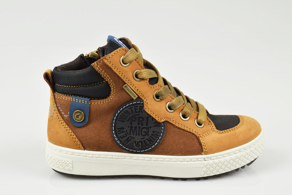 Primigi Tan GORE-TEX  High Top Boots