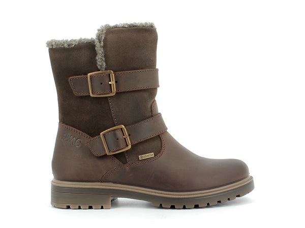 Primigi Brown Leather GORE-TEX Boot