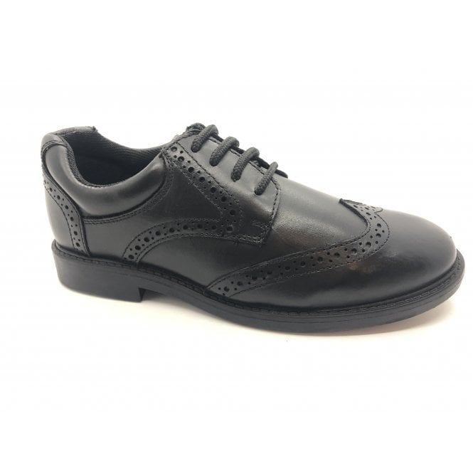 Term Tom Brogue Boys School Shoe