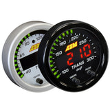 AEM 30-0302 X-SERIES WATER TRANSMISSION OIL TEMPERATURE GAUGE 100~300F / 40~150C
