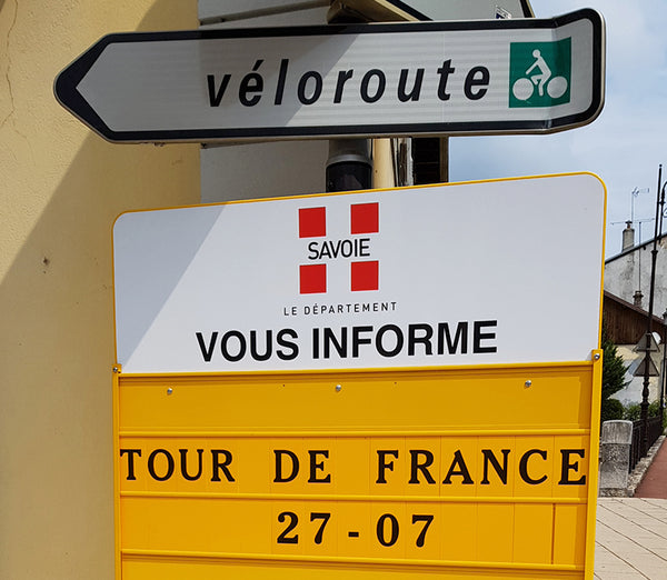 Tour de France is coming to town!