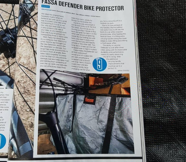 Fassa Defender MBR Review - 9/10!