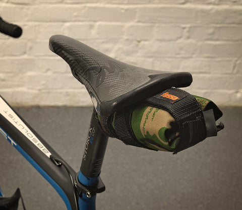 Pedal Storage Pocket