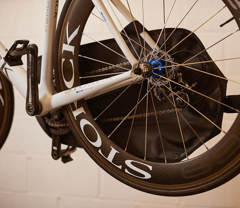 Padded Drivetrain Shield