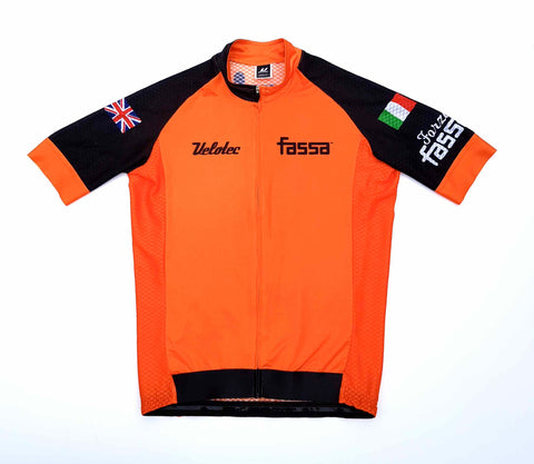 Fassa Sportive Jersey - SOLD OUT
