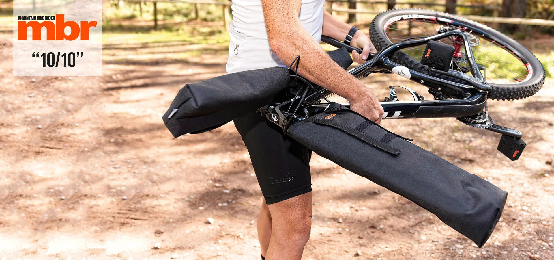 MTB protection. Fassa Fork Travel Bag. Fassa Cycling Products