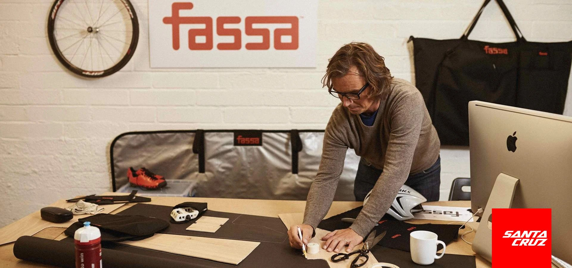 Fassa Cycling Products. Fassa Bicycle Protection - Free UK delivery