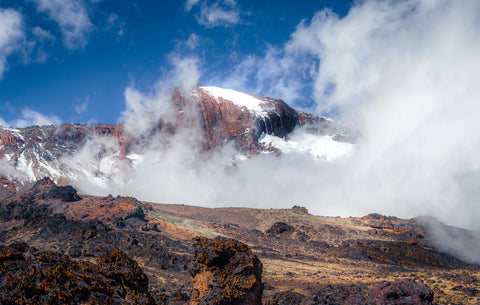 Lava Tower - Mt. Kilimanjaro
