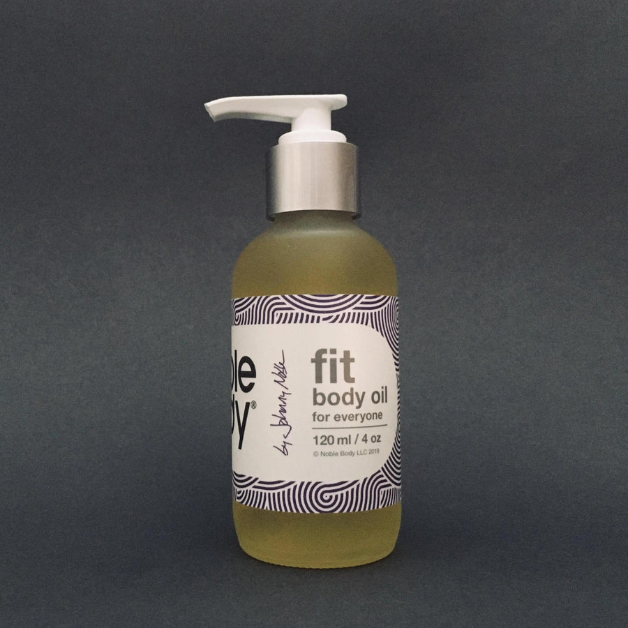 Noble Body Fit Body Oil