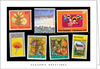 NZ008 Seasonal Stamps