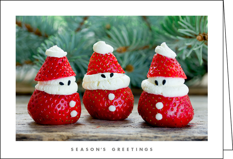 NZ901 Strawberry Santa