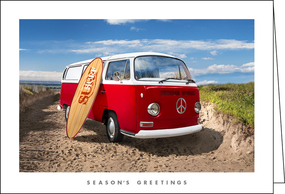 NZ906 Kombi Christmas