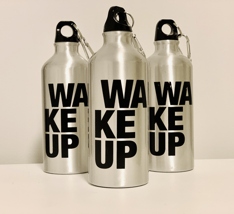WAKEUP Drink Bottle - The WAKEUP Company
