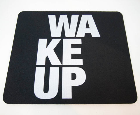WAKEUP Mouse Pad - The WAKEUP Company