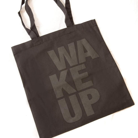 WAKEUP Tote Bag - The WAKEUP Company