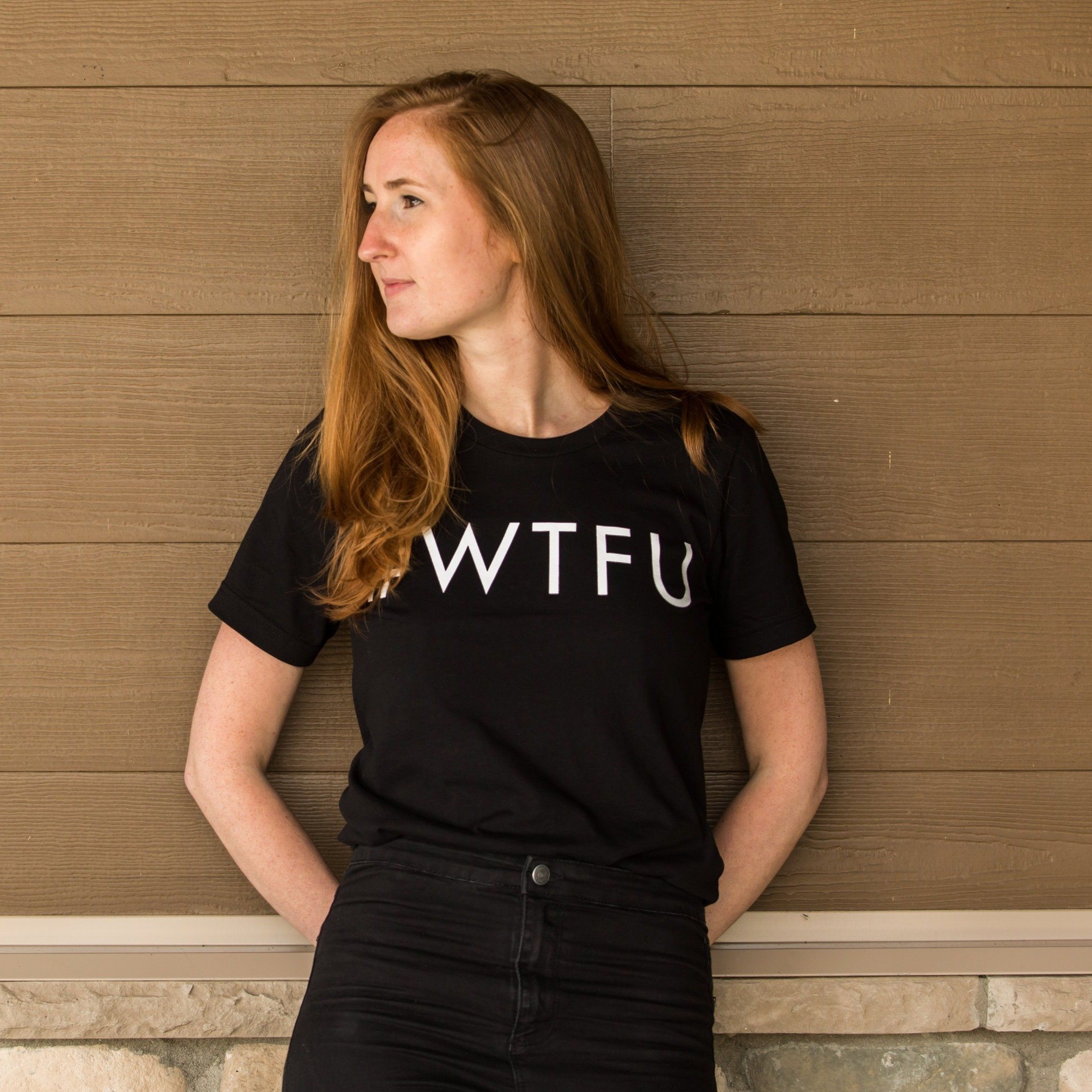 #WTFU Tee - The WAKEUP Company