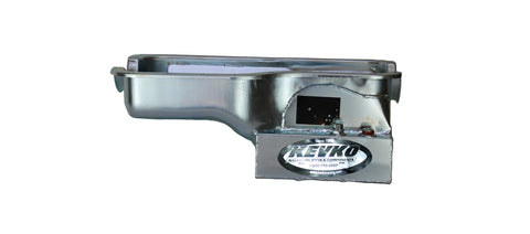 F800W <br> Ford 2300 Rear Sump Pan W/ Windage Tray