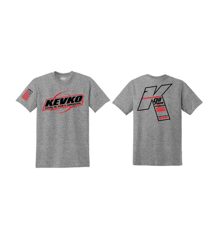 "Kevko Gray ""K"" T-Shirt"