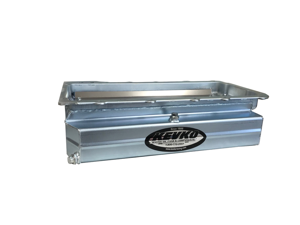"LS1096 <br> Circle Track Box Pan <br> 5"" Deep"