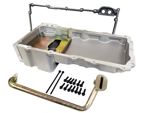 LS8460<br> Cast Retro Fit Oil Pan Kit