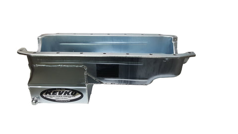 "M303-8"" - 340<br>M304-8"" - 360<br>8"" Deep Truck Pan"