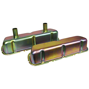 VC209 <br> Ford Zink Steel Circle Track Valve Covers