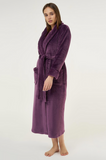 *SALE* Soft Plush Fleece Women's Robe