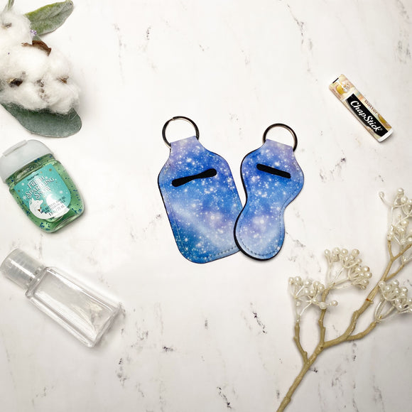 Galaxy Lip Balm and Hand Sanitizer Holders