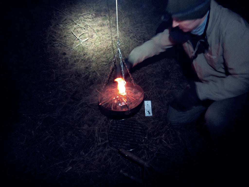 A Hanging Fire Leaves No Trace - Article 6